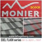 Genteng Monier exel flat 6