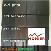 Monier roof tiles exel flat