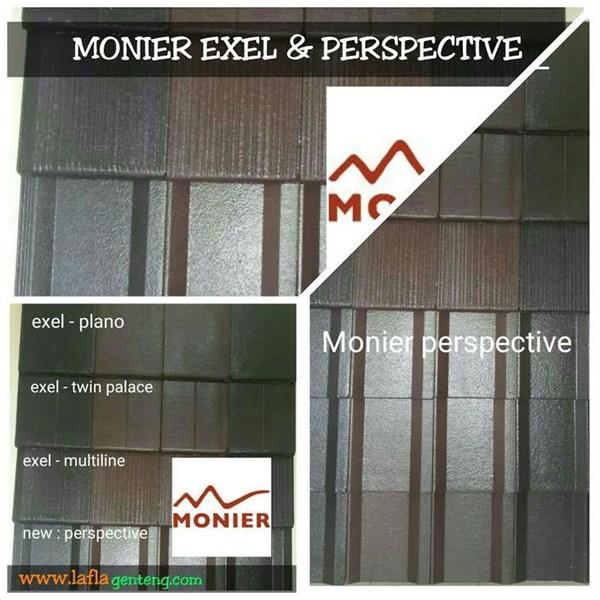 Genteng Monier exel flat
