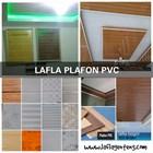 Plafon Atap PVC  lafla genteng 2