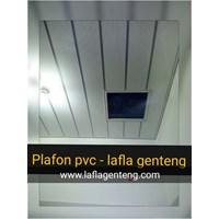 Jual Plafon Atap PVC  lafla genteng 2