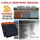 Kanmuri flat roof tiles 7