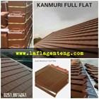 Kanmuri flat roof tiles 5