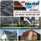 Kanmuri flat roof tiles 10