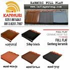 Kanmuri flat roof tiles 9