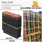 Kanmuri flat roof tiles 8