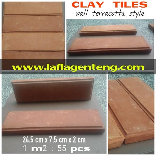 ubin terakota vieracotta clay