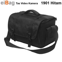 Video Camera Bag Black EIBAG 1901