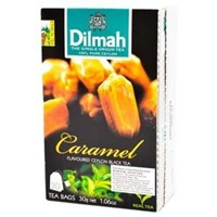 Dilmah Tea Bag Caramel 30G