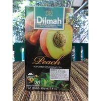 Dilmah Tea Bag Peach 40G