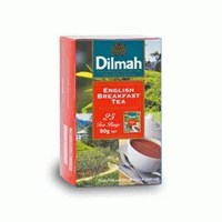 Jual  Teh Dilmah English Breakfast Tea Bag 50 Gr