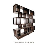 Prado Book Rack