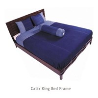 Catix King Bed Frame