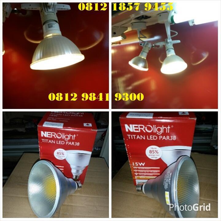 Jual Lampu Sorot Par 38 15W LED E27 Harga Murah Jakarta