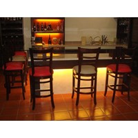 Jual SERENE BAR CHAIR