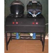 Mesin Pengering Helm