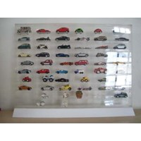 Display Casing Diecast Collection