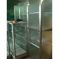 Etalase Alumunium Custom Design Untuk Bisnis