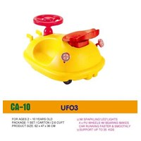 UFO 3 Magic Car