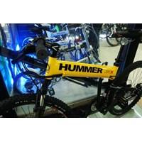 FOLDING BIKE HUMMER X