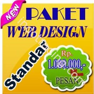 Paket Web Standar By Gema Indo Sari