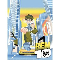 Jual New Seasons - BB06 Ben 10