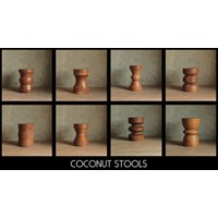 Coconut Stools