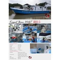 Kapal Ikan 30 GT