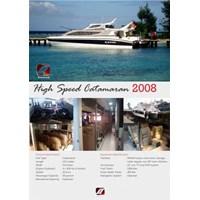 Kapal High Speed Catamaran 15. 5 Meter