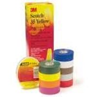 Scotch® Vinyl Electrical Color Coding Tape