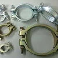 Jual Double Bolt Clamp 2