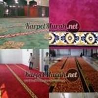 Jual Karpet Masjid Handmade