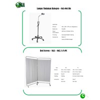 Lampu Tindakan Halogen-SGA-061 HG & Bed Screen-SGA-062