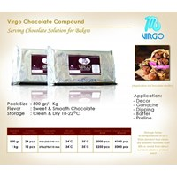 Jual Virgo Chocolate Compound