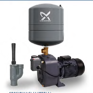 Pompa Air Grundfos JD Basic