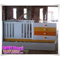 Box Bayi Minimalis Multifungsi Duco