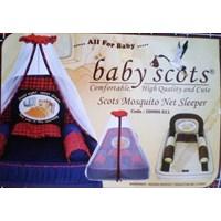 Kasur Kelambu Baby Scoot