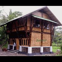 Jual Rumah Bambu