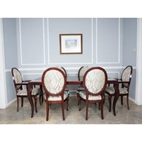Jual Palma Meeting Table Set