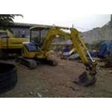 Excavators Mini Komatsu Pc40mr