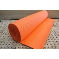 Jual Matras Yoga Colour Orange