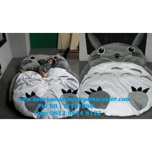 Jual Kasur Kantong Karakter Boneka Totoro Harga Murah