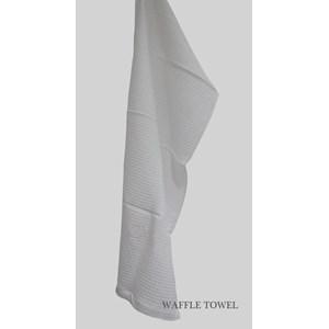 Handuk Hotel Waffle Towel