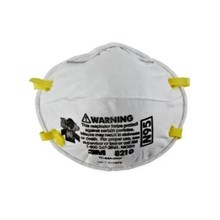 8210 N95 Disposable Respirator 3M
