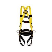 10952F Full Body Harness Safelight 3M 1