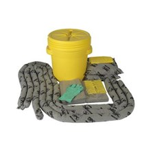 SKA 20 Gallon Lab Pack Allwik Spill Kit Drum SPC