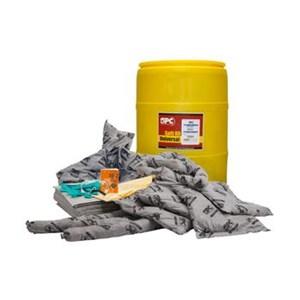SKA 55 Gallon Lab Pack Allwik Spill Kit Drum SPC