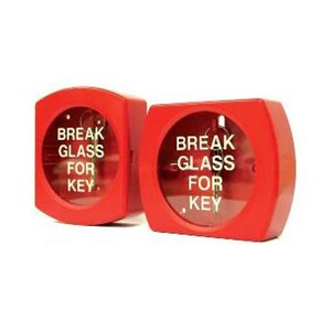 Emergency Glass Box