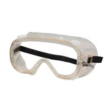 Safety Goggles 13CIGG491 Goggle Cisco Clear Frame with Clear Lens CIG