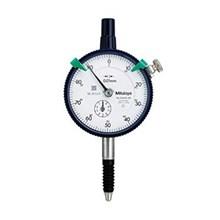 Kedalaman pengukuran 2044S-60 Dial Indicator seri 2 tipe standar metrik Mitutoyo